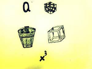 primer contacto con el cubismo
